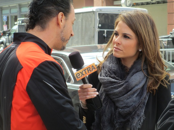 Interview conducted at the scene of the Boston Marathon bombing on April 15, 2013 (Photo Credit: Flickr user thebudman623 via Creative Commons License)